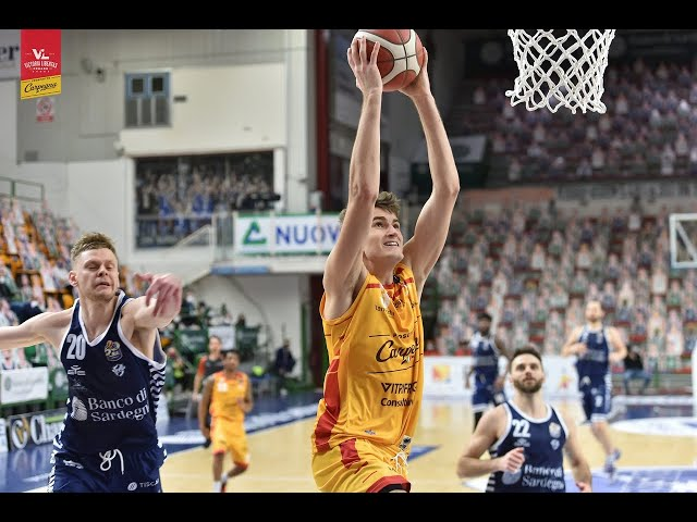 [Focus] Henri Drell season high vs Sassari