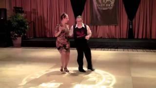 2010 ILHC - Jack & Jill Balboa Finals - Adam & Mia