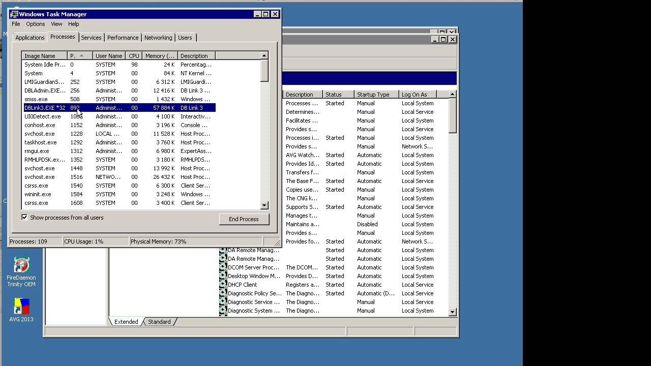 Screencast: Monitor any windows service with Zabbix