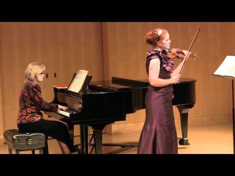Glazunov Concerto In A Minor, Op 82 - Allegro