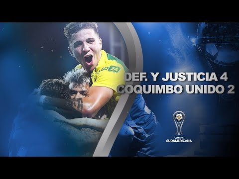Defensa y Justicia Coquimbo Goals And Highlights