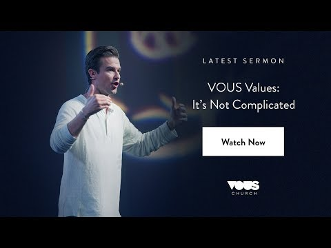VOUS Values: It's Not Complicated
