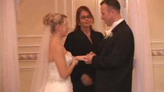 Marriage Vows & Wedding Ring Exchange