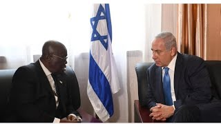 Ghana Supports Israel's seat in the AU