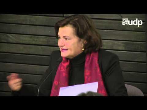 """Elisabeth Roudinesco presentó """"Historia y Memoria a propósito de Salvador Allende"""""""