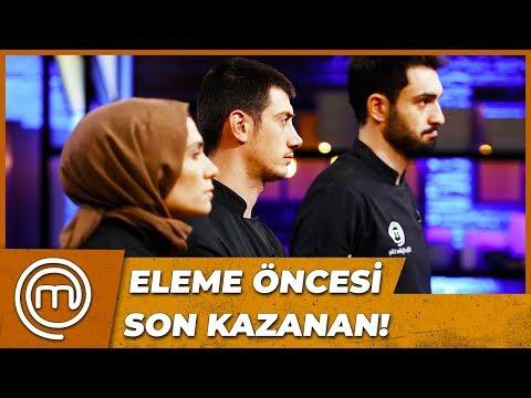 Eleme Yarışında 2.Tur Kazananı Belli Oldu   MasterChef Türkiye 76.Bölüm
