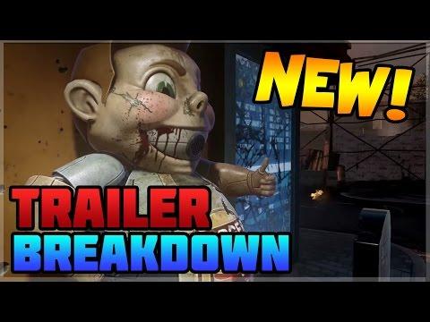"Advanced Warfare ""ASCENDANCE"" DLC 2 Trailer Breakdown! Microwave Gun, Giant Croc, New Zombies"