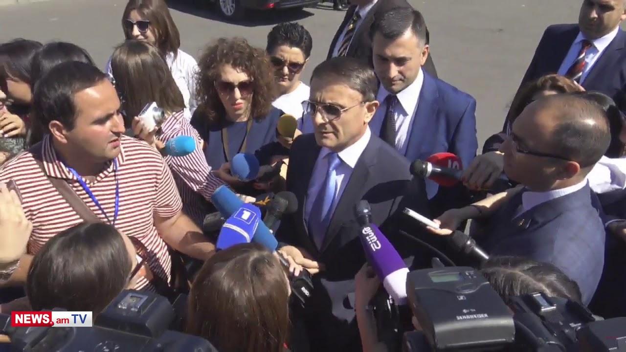 Տեսանյութ. Ինչո՞ւ է Քոչարյանին ազատ արձակած դատավորը շրջում ոստիկանների ուղեկցությամբ