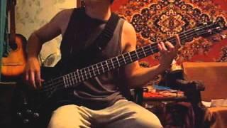 Maximum The Hormone - Houchou Hasami Cutter Knife Dosu Kiri (bass cover)