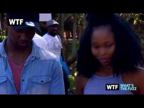 WTF-Whats The Fuzz: Dwine On The River 2017, Gaborone, Botswana