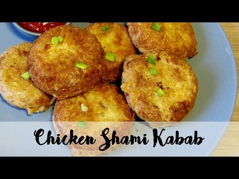 Shami Kabab | Pakistani Recipe | Hungry for Goodies