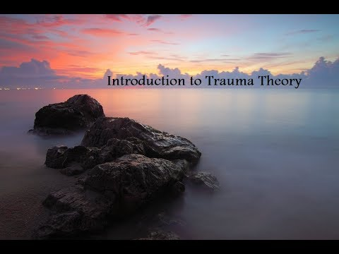 Introduction to Trauma Theory in Identity Formation