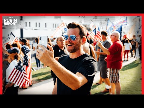 This Is What A Beverly Hills Trump Rally Really Looks Like | DIRECT MESSAGE | RUBIN REPORT