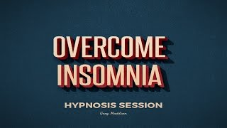 Insomnia Help - Free Sleep Well Hypnosis Session