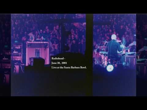 Radiohead - Santa Barbara Bowl - 6/30/01 - In-ear monitor feed