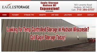 Temperature Controlled Storage - (715) 386-0707 - Hudson WI