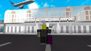 Visiting ROBLOX Airlines..