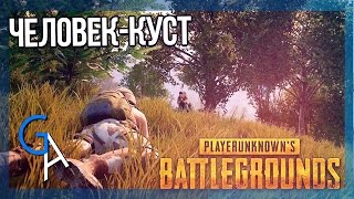 ЧЕЛОВЕК-КУСТ [PLAYERUNKNOWN'S BATTLEGROUNDS]