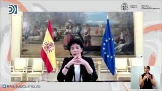 Celaá: en España