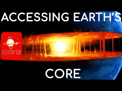 Accessing Earth's Core
