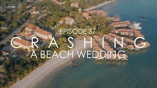 Crashing A Wedding | Vlog #37