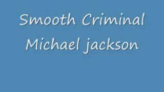 Michael Jackson - smooth criminal (download)