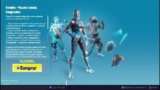 I BOUGHT ONOVO PACK FROZEN LEGENDS-FORTNITE