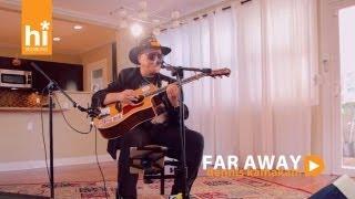 Dennis Kamakahi - Far Away (HiSessions.com Acoustic Live!)