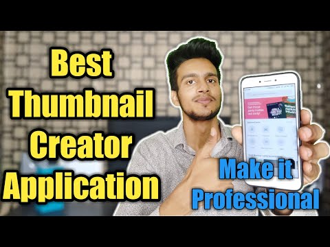 Best Thumbnail Creator Application For Android !! You Should Try It
