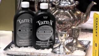 Tarn-x Tarnish Remover Makes the Holidays Bright