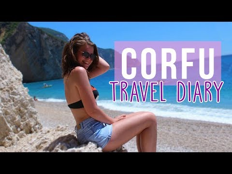 CORFU, GREECE / Travel Diary - Reisvideo met Thijs!