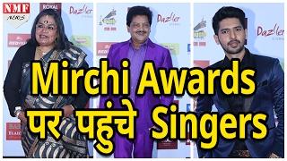 Singers ने Attend किया 9th Mirchi Music Awards, सजाई सुरों की महफिल