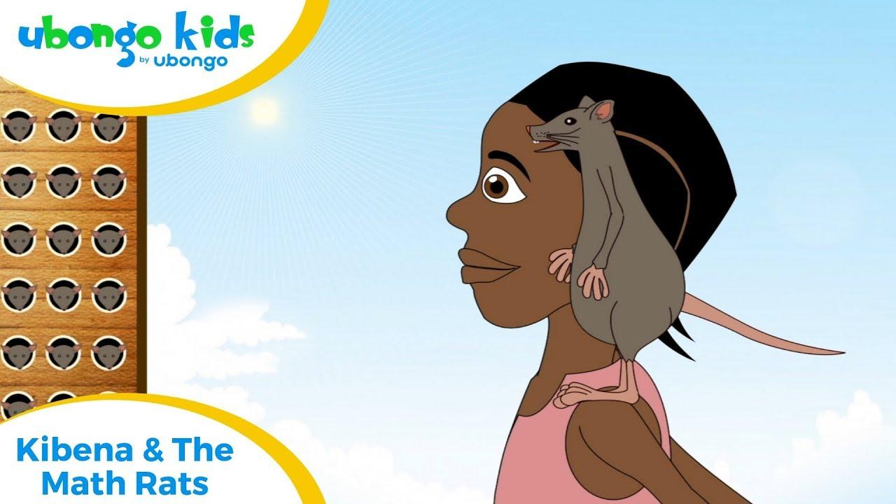 FULL EPISODE #1: Kibena and the Math Rats | Ubongo Kids | Educational Cartoons from Africa