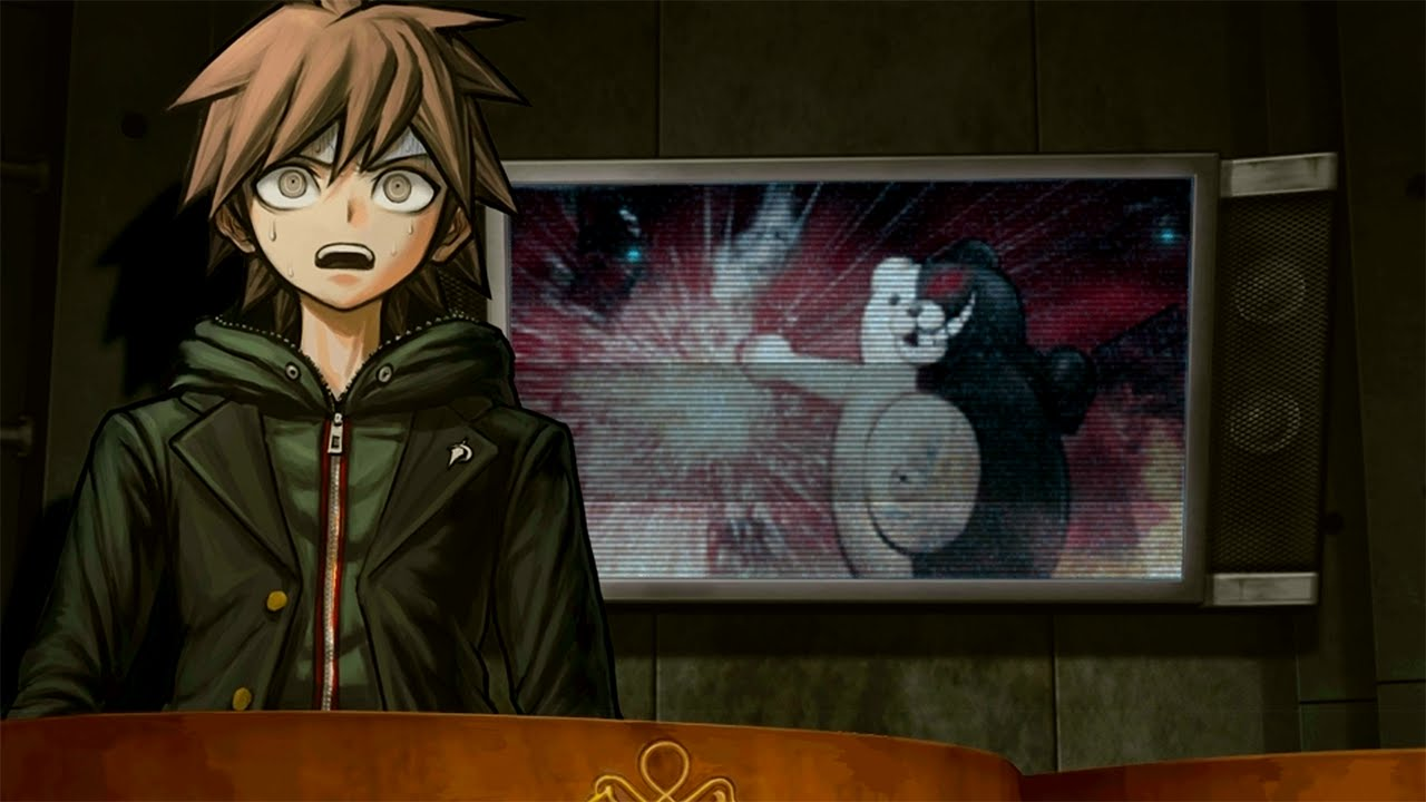 Image result for danganronpa trigger happy havoc logic difficulty