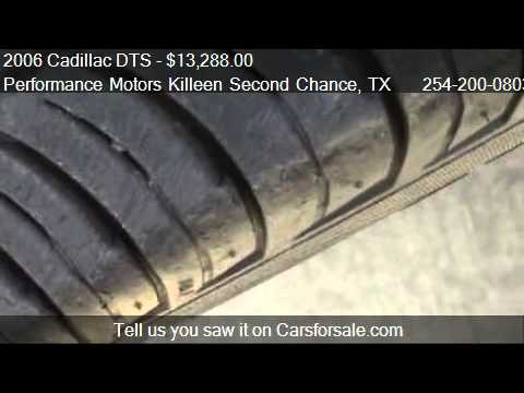 2006 Cadillac Dts W 1sc For Sale In Killeen Tx 76543