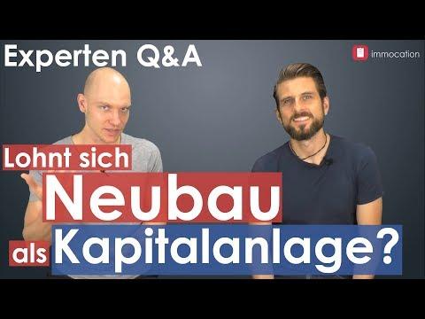 Neubau Immobilien Vermieten Und Als Kapitalanlage Nutzen: Wann Lohnt Es Sich?