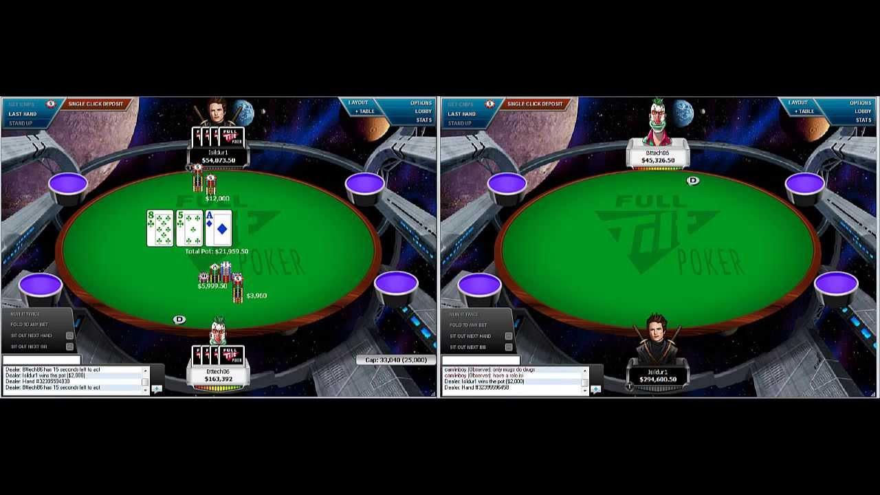 Poker Cash Game Online