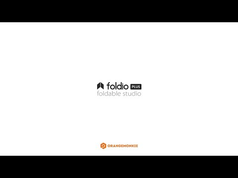"Foldio2 Plus - New 15"" All-in one foldable studio by Orangemonkie"