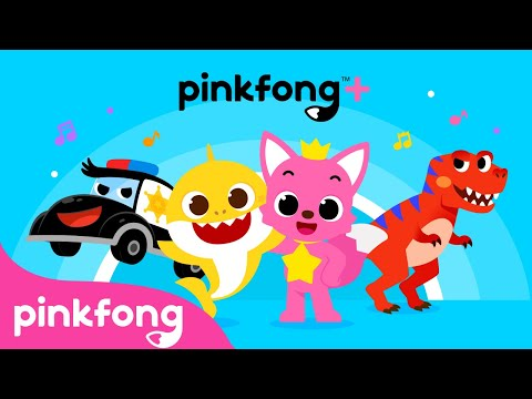Enjoy Pinkfong's best apps with a single Pinkfong Plus Membership account!