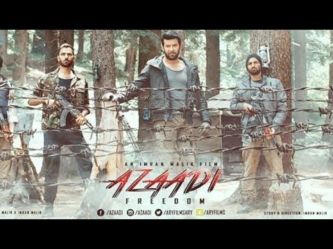 Download Azadi Full Movie Pakistani 2018 Moammar Rana Sonya Hussain HD