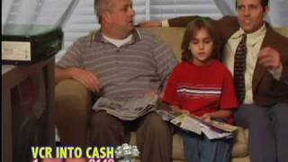 VCR into Cash?!  Dumbest commercial ever!