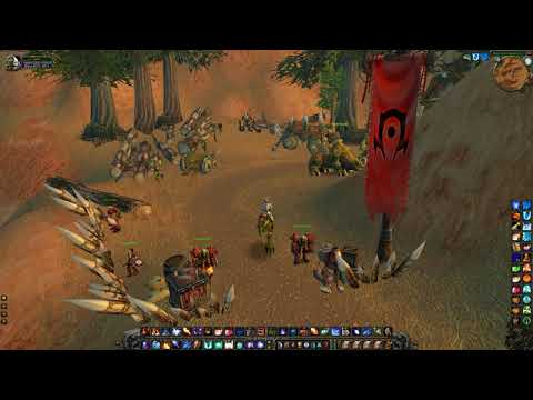 Warsong Outriders Reputation Vendor Location, WoW Classic (Warsong Gulch  Rep. Vendor) (H)