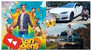 YOUTUBERS KOPEN DIKKE AUTO'S EN DYLAN HAEGENS BRENGT FILM UIT! - Youtube Nieuws (juli t/m sep 2018)