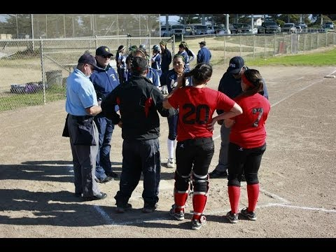Seaside High vs North County High Varsity Softball 2nd & 3rd