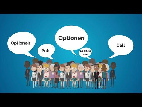 Optionen einfach erklärt - Was sind Optionen Teil 1/3