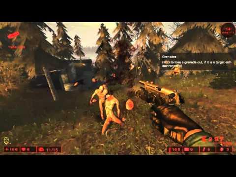 Killing floor nosteam v1014 gameplay (incendiary update) .