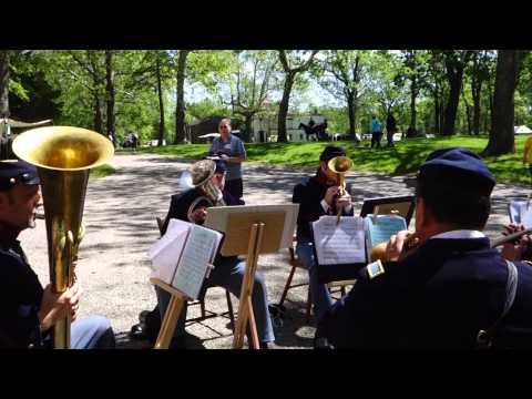 The Fort Delaware Cornet Band