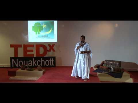 Mauriandroid: Moustapha Ould Yacoub at TEDxNouakchott