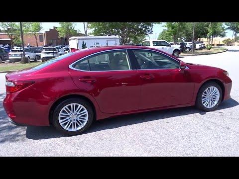 2015 Lexus ES 350 Duluth, Johns Creek, Buford, Suwannee, Lawrenceville, GA U42417