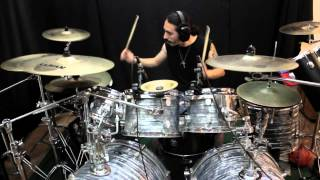 AMON AMARTH - Father Of The Wolf - Drum Cover